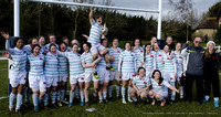 20160305 - Womens - Varsity 2016 - Panthers v Tigers - Iffley Rd