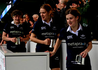20161208 - Oxford Women - Varsity 2016 Celebrations - Twickenham